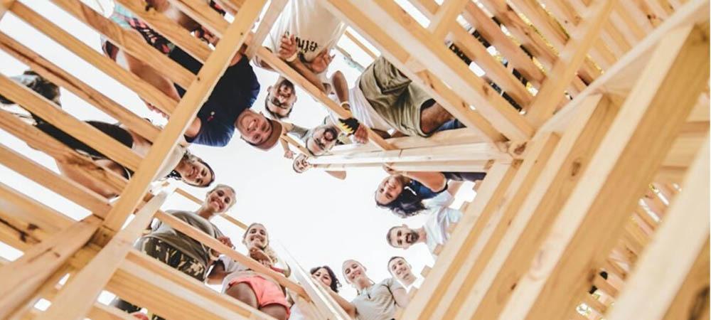 Hello Wood - O festival de arquitetura e design que cultiva talentos